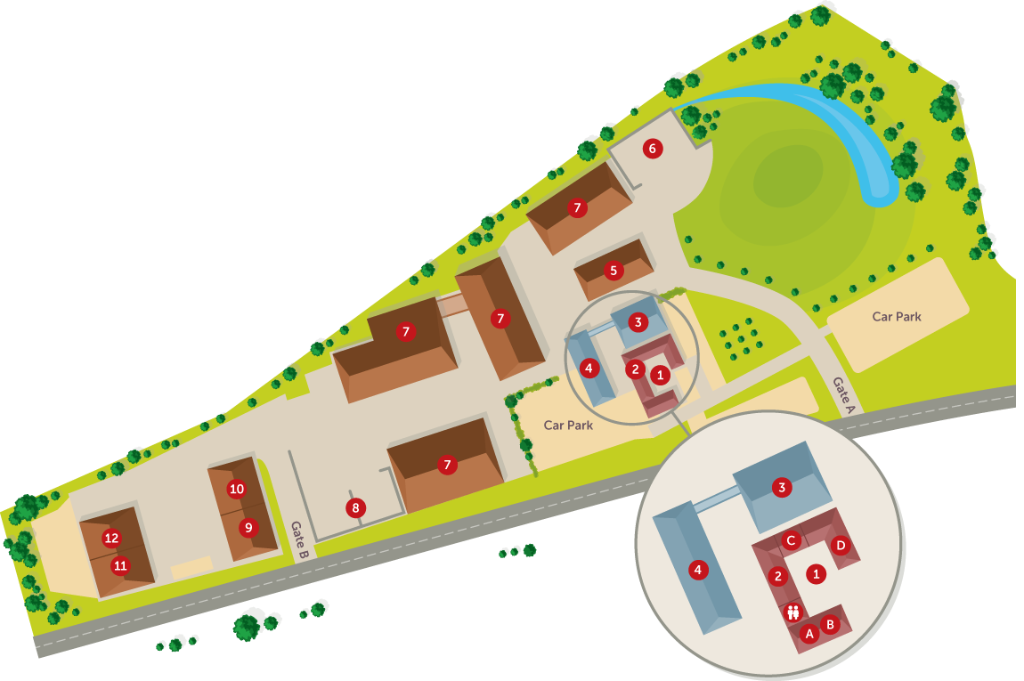Rabbit Hill Park Map